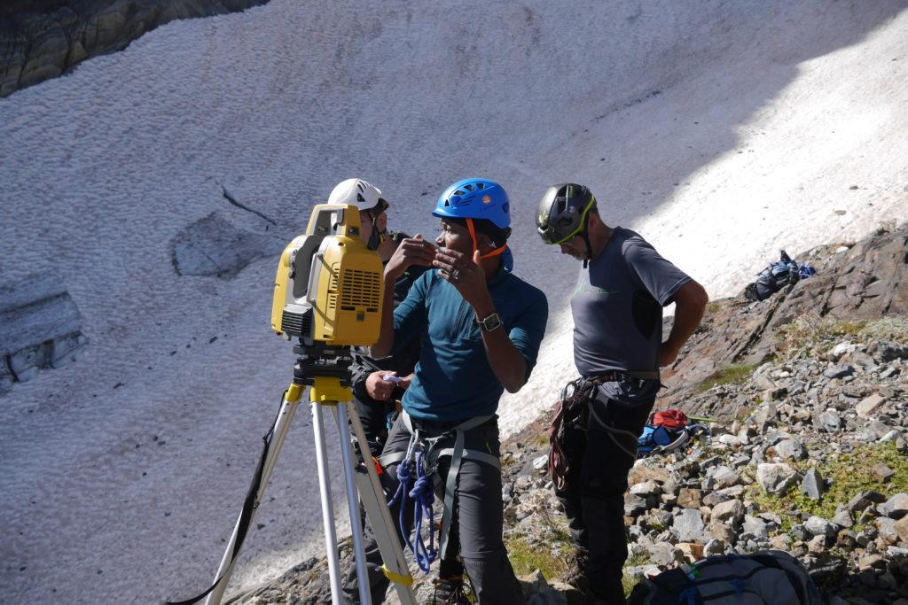 a67c6bf4bec40d Sixième expédition de surveillance de notre glacier ariégeois