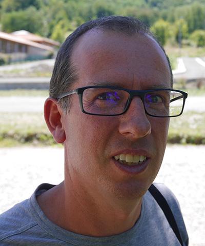Jean-Sébastien Rivère, Géomètre et expert immobilier en Ariège
